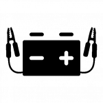 Battery-black